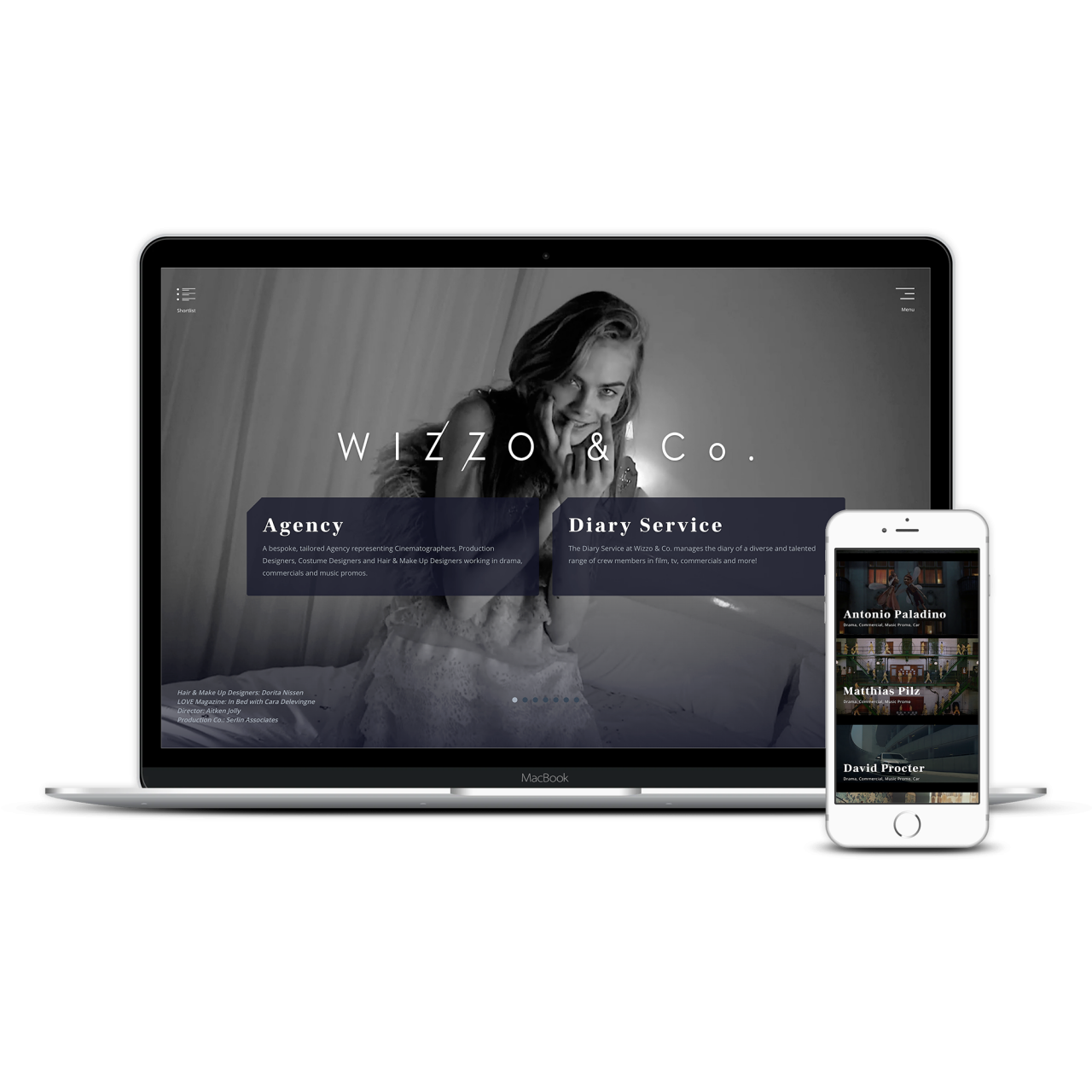 Wizzo & Co Website | Tom Hoadley | Freelance Wordpress Developer